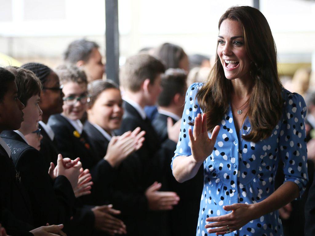 Herzogin Kate, bürgerlich Kate Middleton