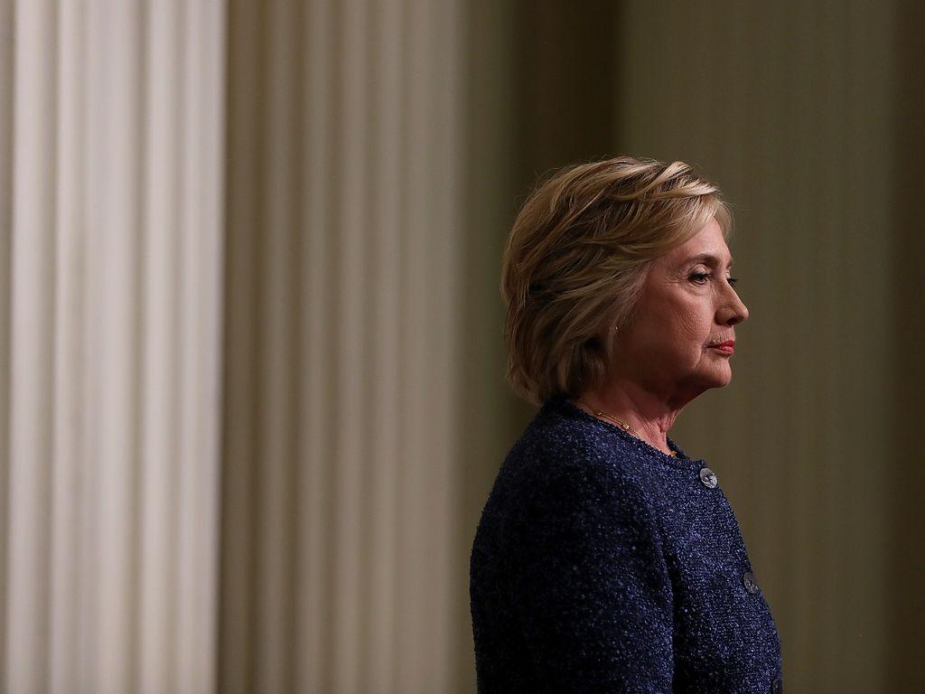 Hillary Clinton in New York
