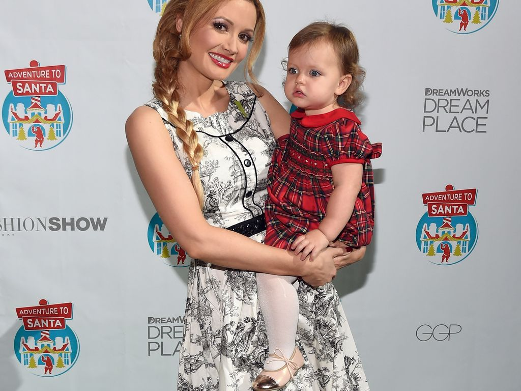 Holly Madison und Tochter Rainbow Rotella