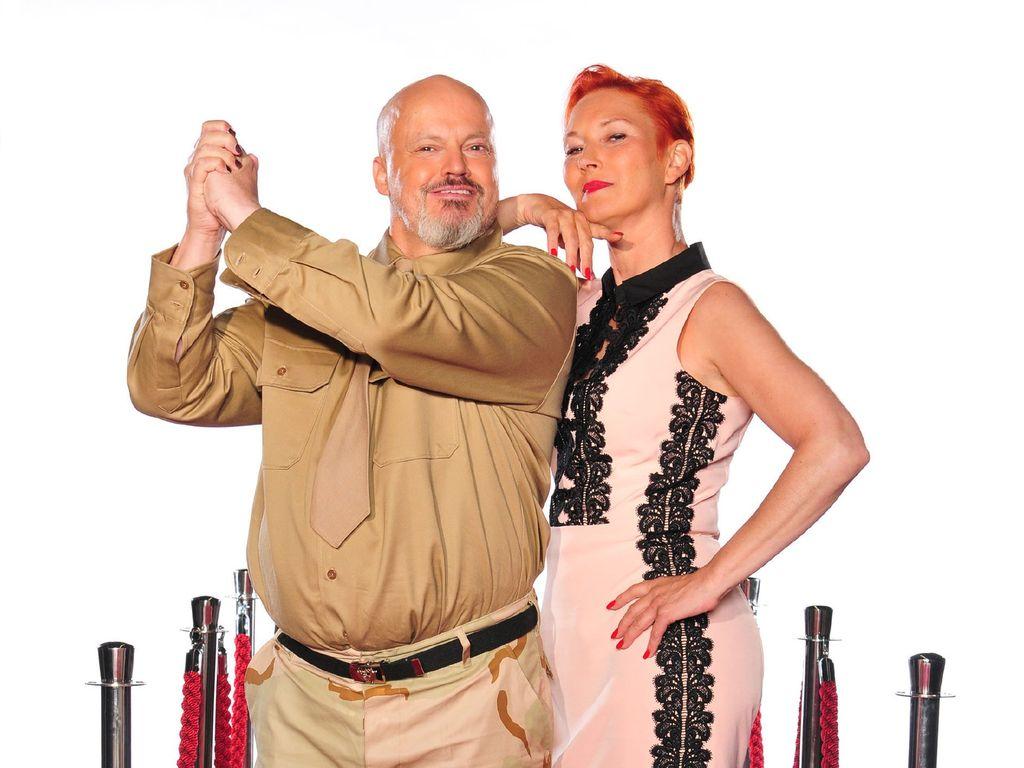 Hubert Kah und Ilona Magyar
