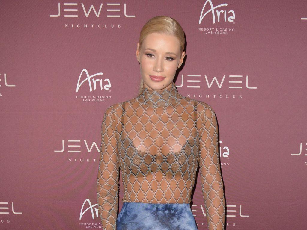 Iggy Azalea im Jewel Nightclub Las Vegas
