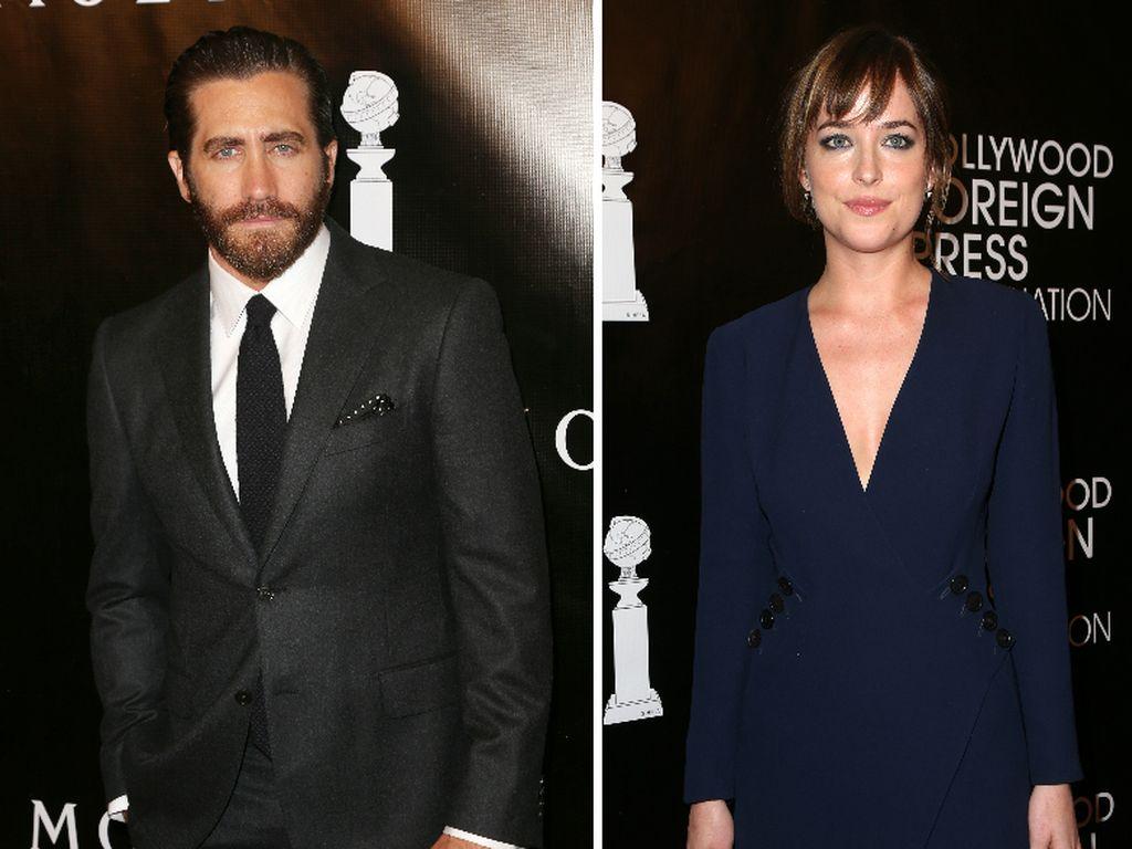 Dakota Johnson und Jake Gyllenhaal
