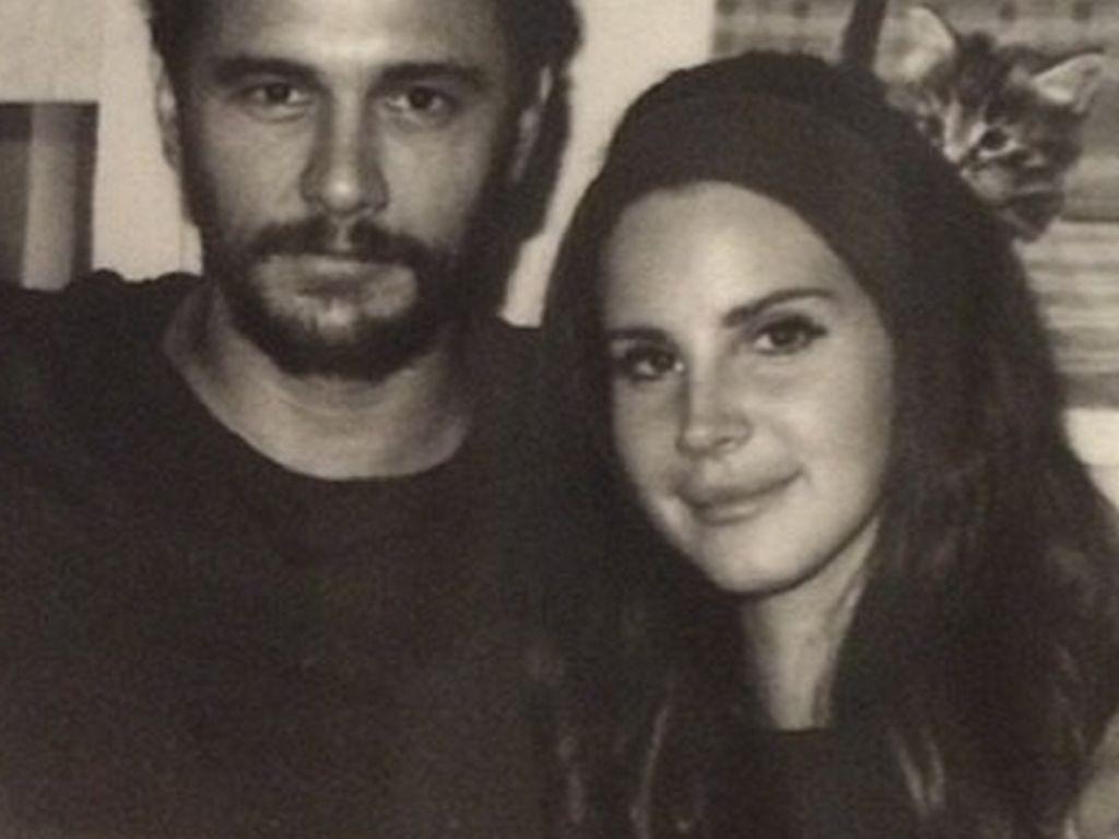 James Franco und Lana Del Rey