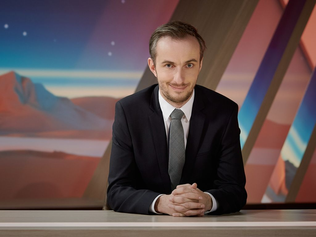 "Jan Böhmermann bei ""Neo Magazin Royal"""