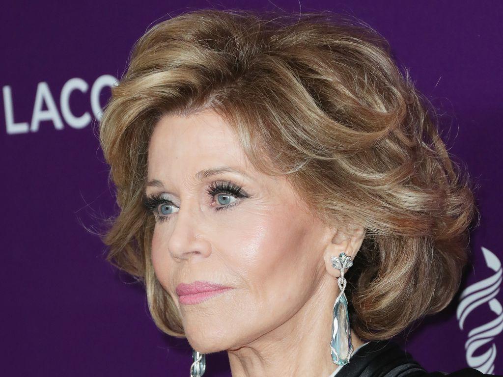 Jane Fonda bei einer Veranstaltung 2017