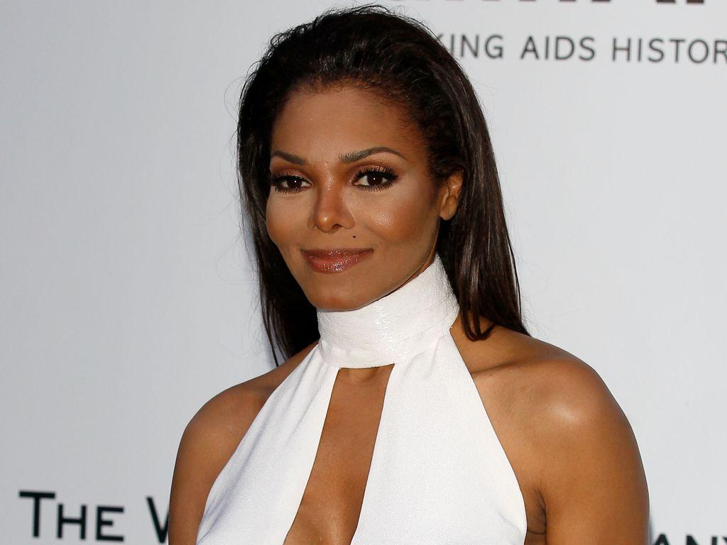 Janet Jackson 2012  bei der amfAR's Cinema Against AIDS-Gala