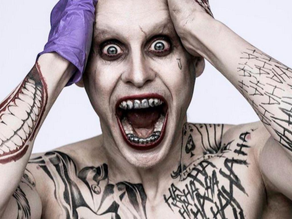 Jared Leto als der Joker