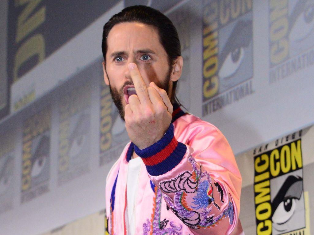 Jared Leto auf der Comic-Con in San Diego 2016