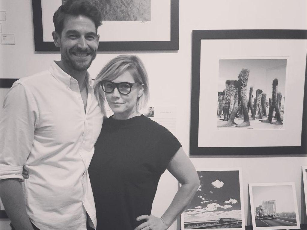 Jennie Garth und Ehemann Dave Abrams