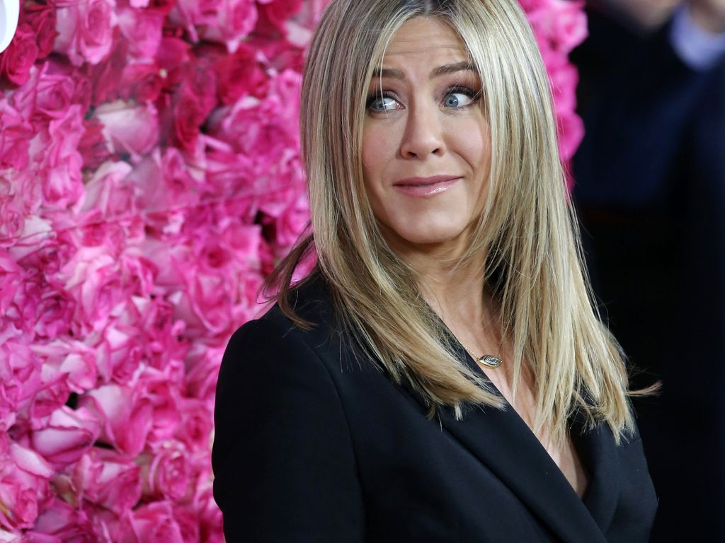 "Jennifer Aniston bei der Premiere von ""Mother's Day"" in Los"