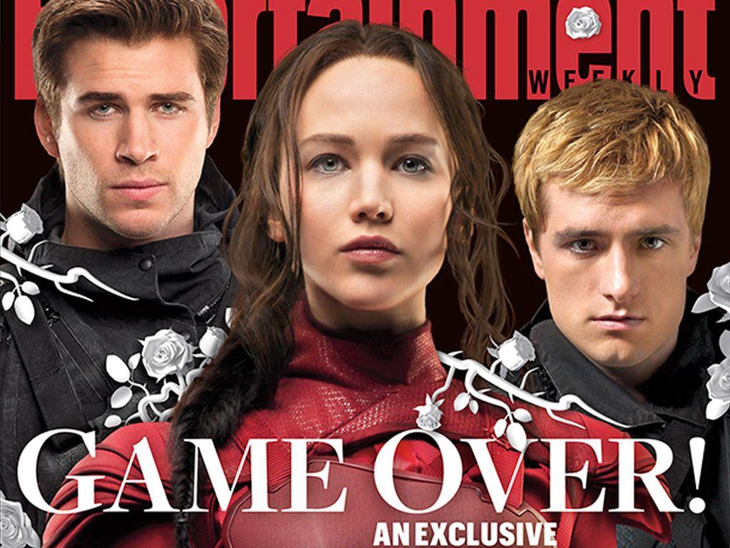 Liam Hemsworth, Hunger Games und Josh Hutcherson
