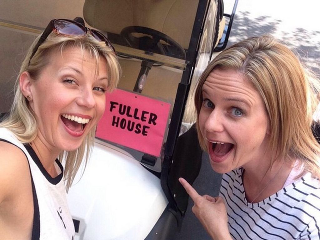 Jodie Sweetin und Andrea Barber