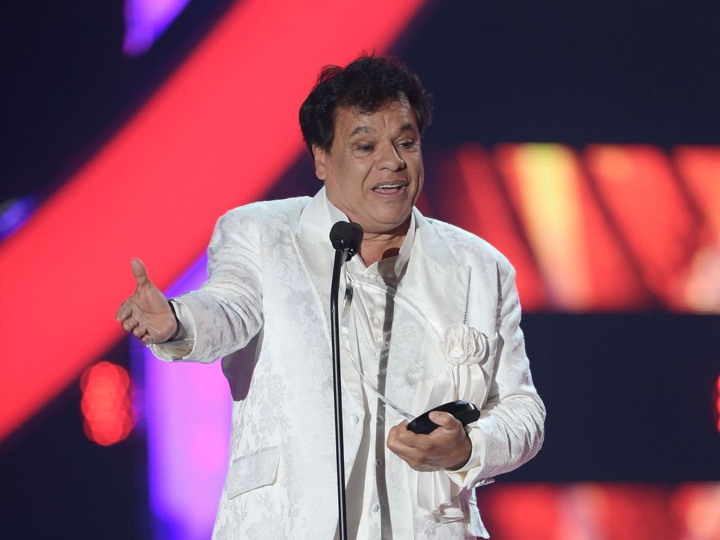 Juan Gabriel bei den Billboard Latin Music Awards 2016 in Miami
