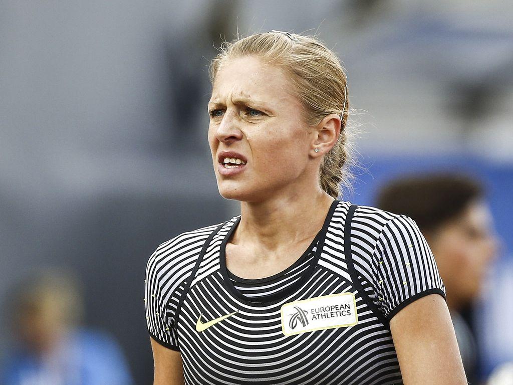 Julia Stepanowa, russische Leichtathletin