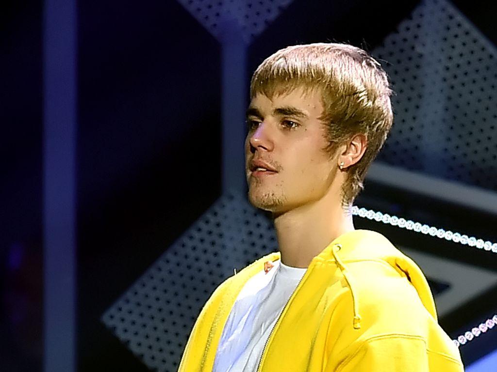 Justin Bieber beim KIIS FM's Jinge Ball in Los Angeles