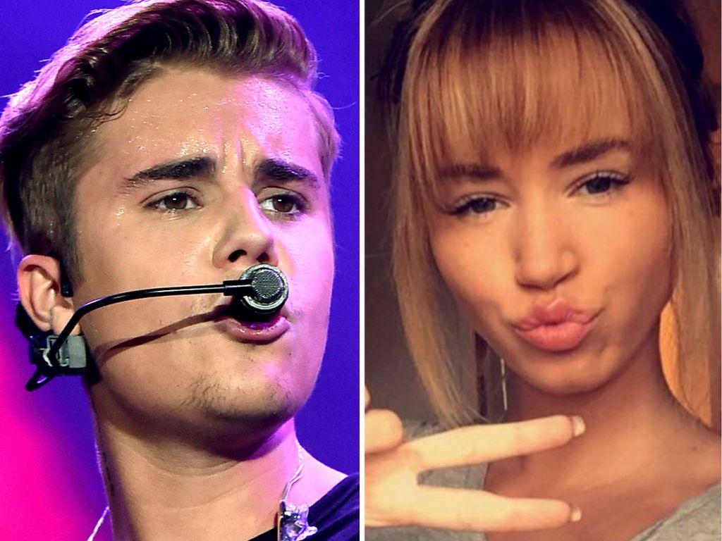 Justin Bieber und Taylor Metzner