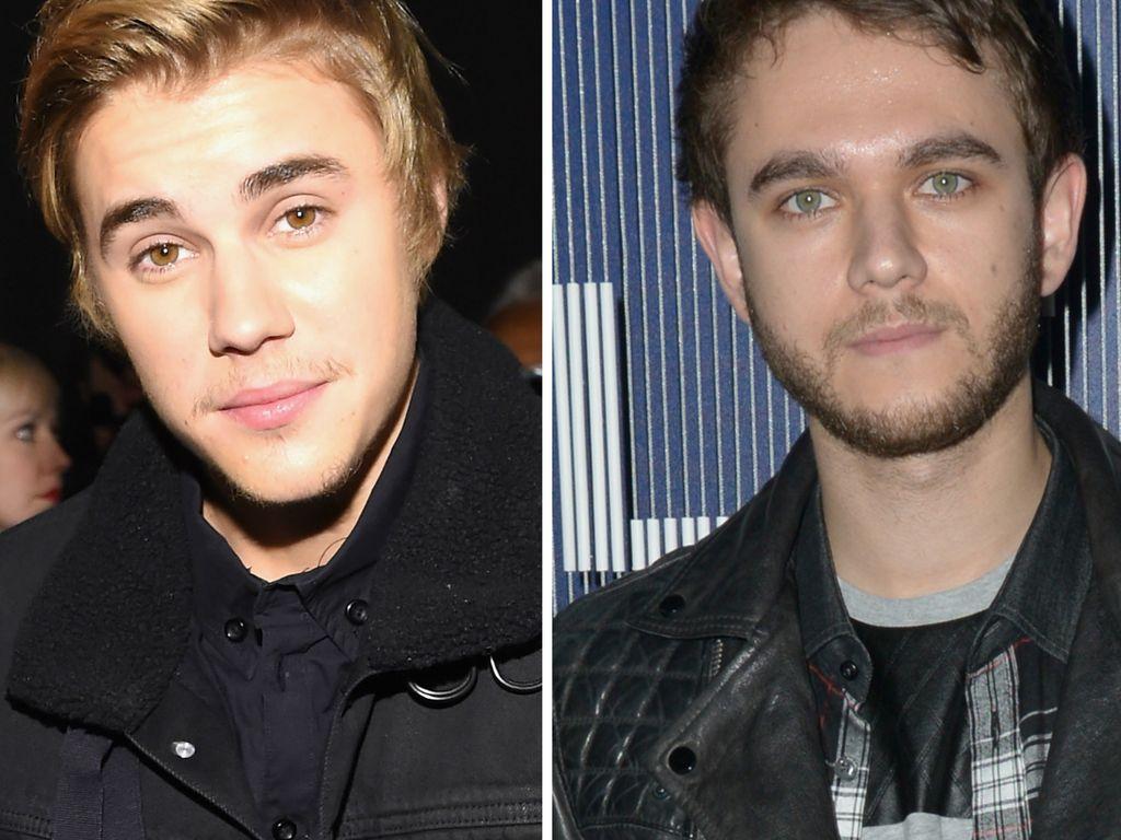 Justin Bieber und Zedd