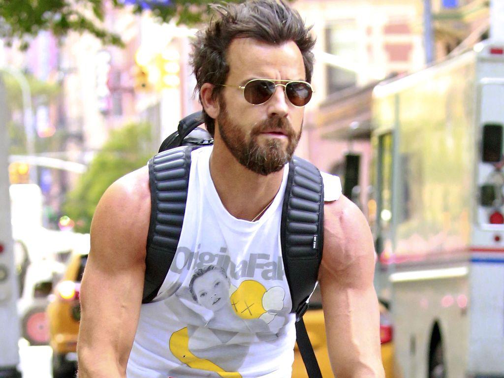 Justin Theroux, Schauspieler