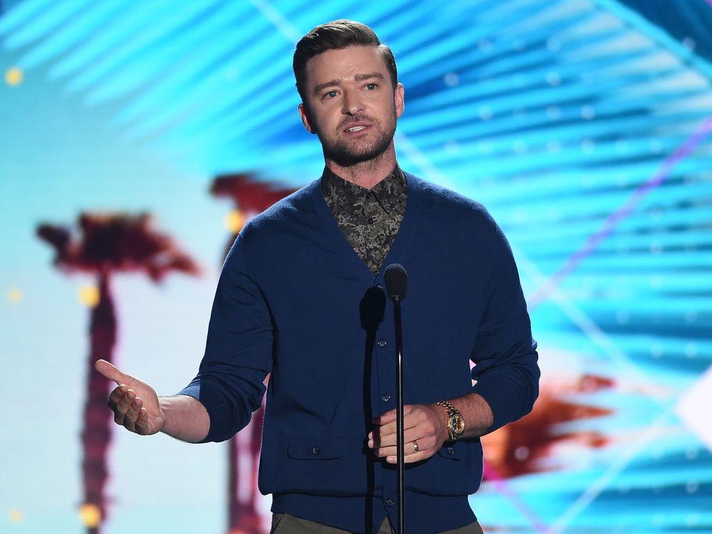 Sänger Justin Timberlake