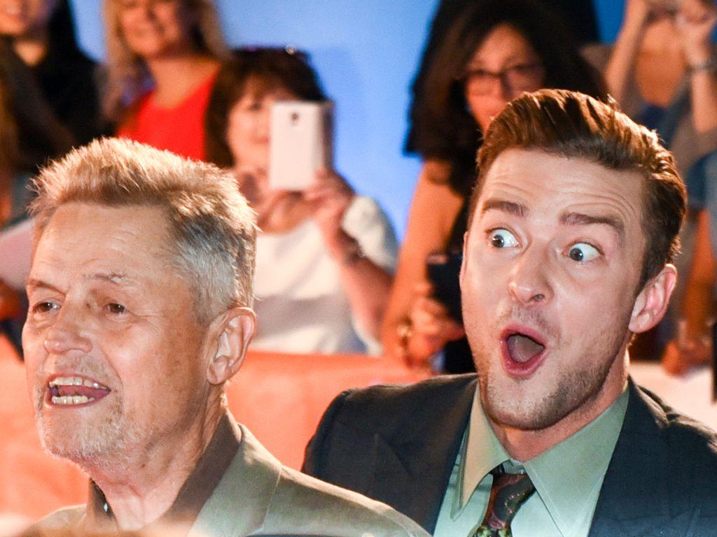 Justin Timberlake beim Toronto Film Festival