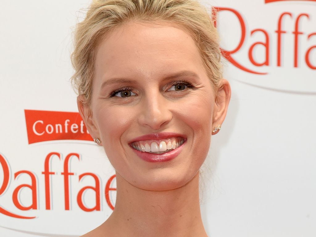 Karolina Kurkova beim Raffaello Summer Day 2016 in Berlin