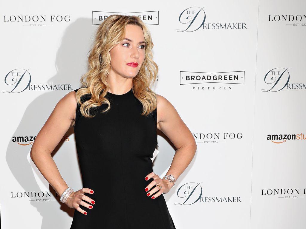 """Kate Winslet beim Special-Screening von """"The Dressmaker"""" in NYC"""