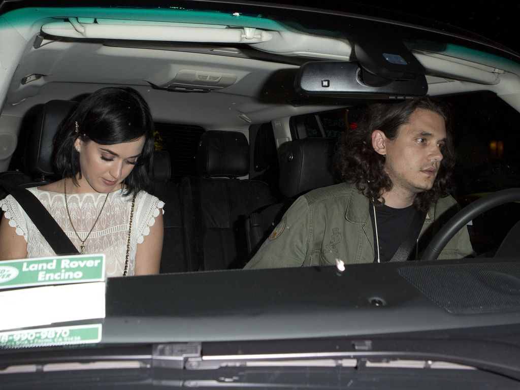 Katy Perry mit Jon Mayer