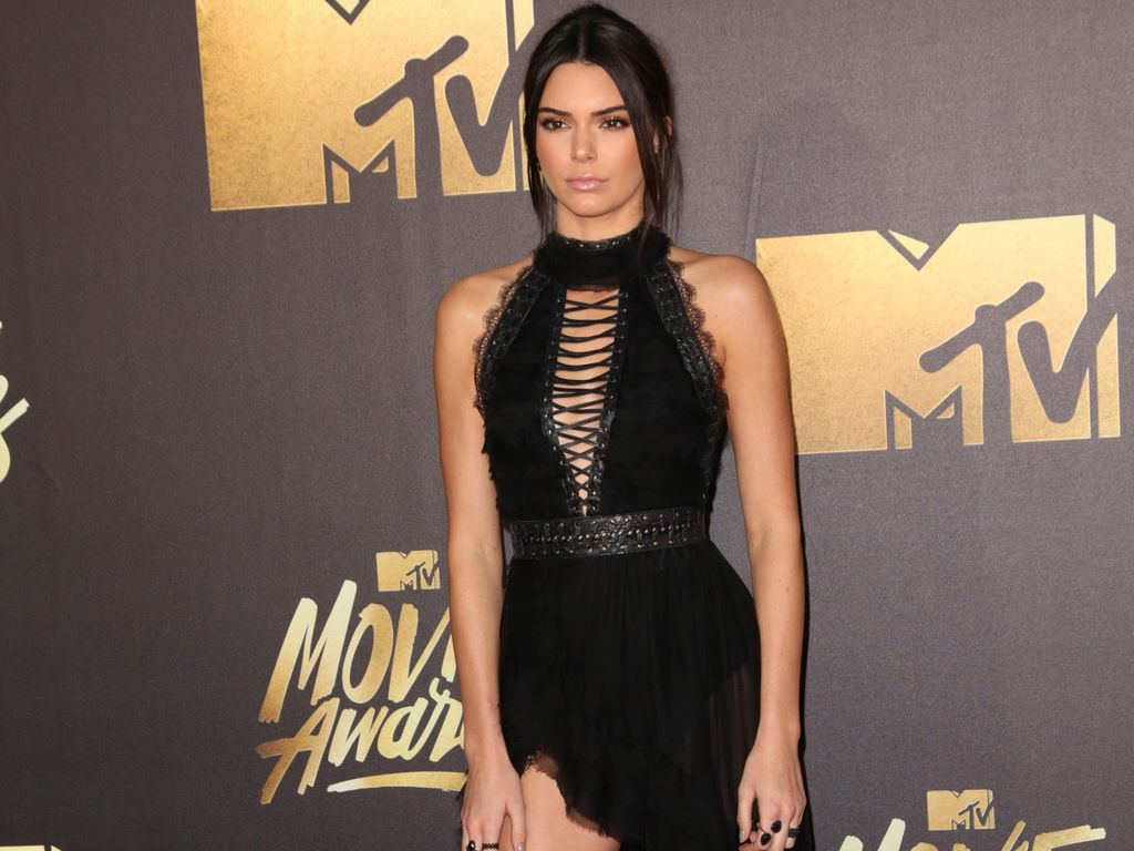 Kendall Jenner bei den MTV-Movie Awards