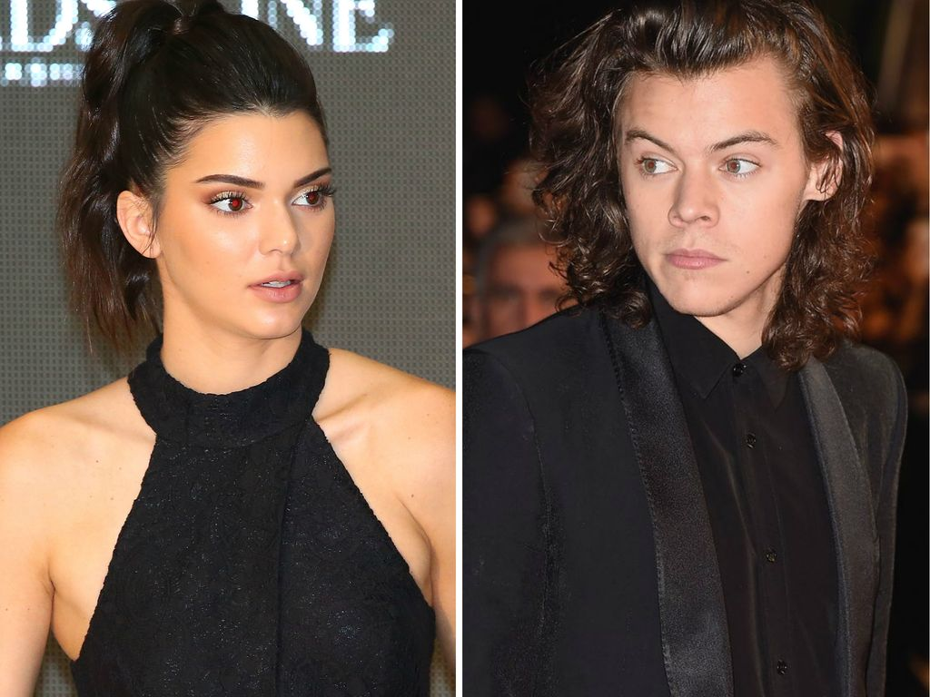 Kendall Jenner und Harry Styles