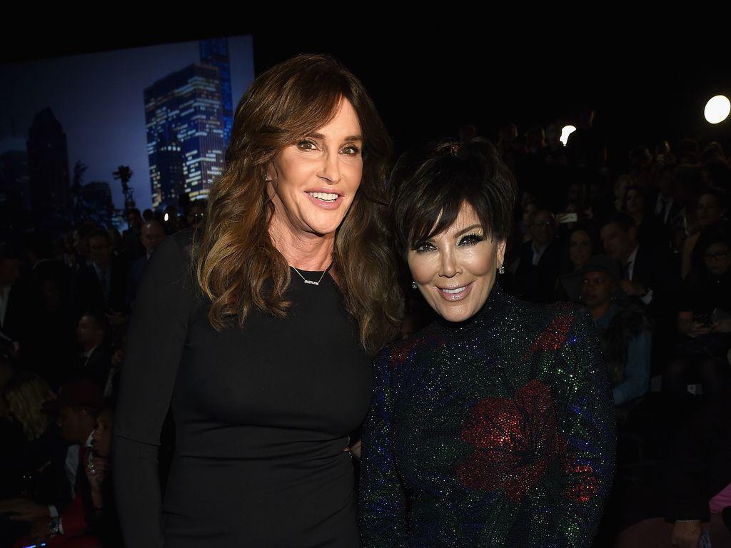 Caitlyn Jenner und Kris Jenner bei einer Victoria's-Secret-Show