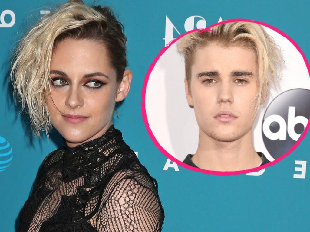 Kristen Stewart und Justin Bieber