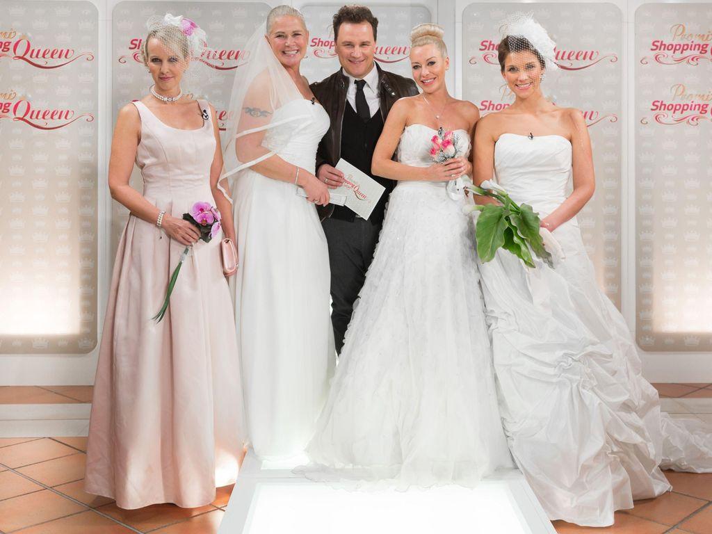 Guido Maria Kretschmer, Claudia Effenberg, Nina Kristin, Anna-Maria ...