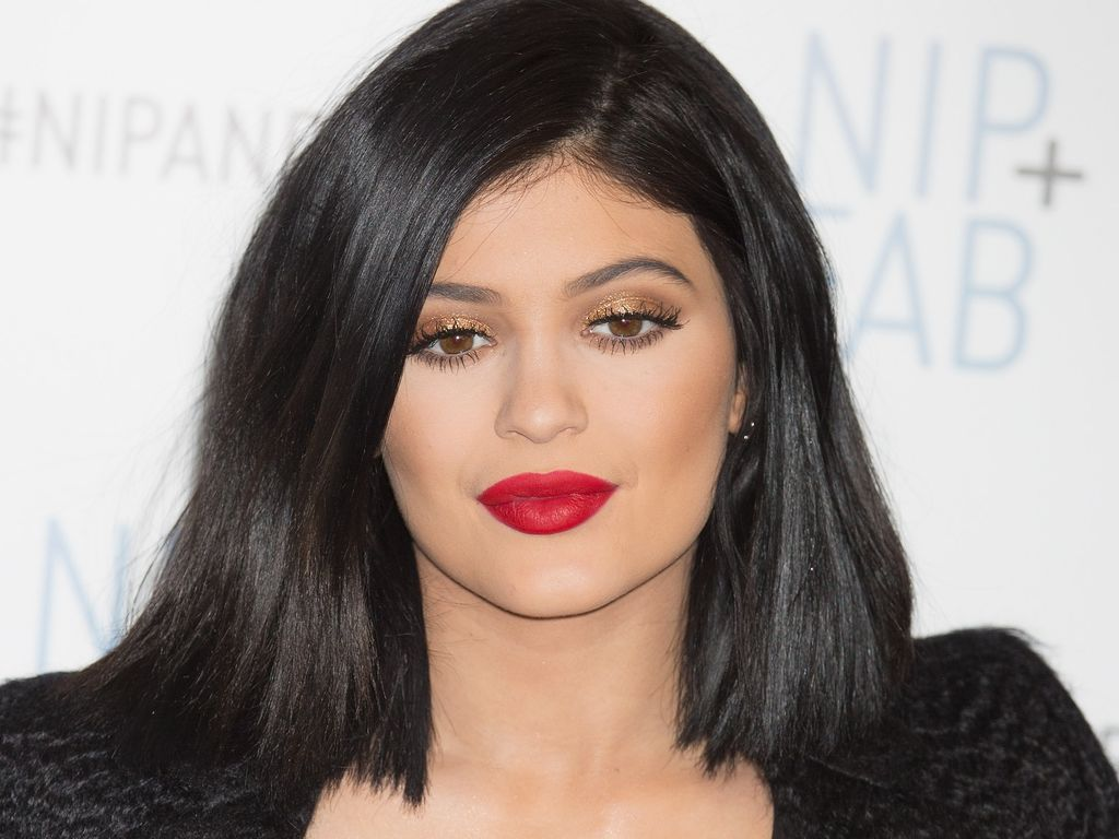 Reality-Star Kylie Jenner