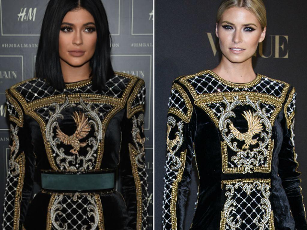 Kylie Jenner und Lena Gercke