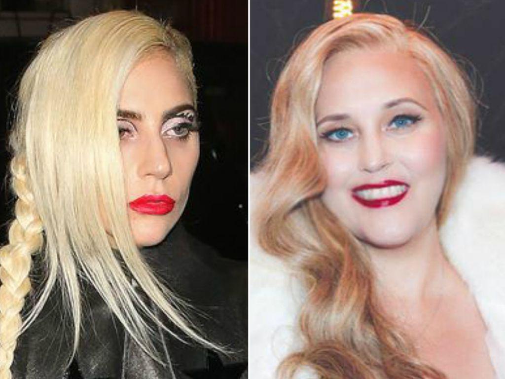 Lady Gaga und Sonja Dunham