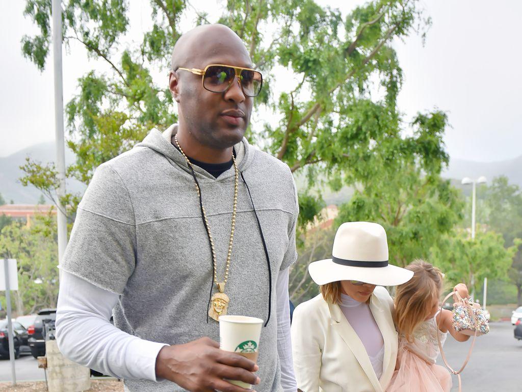 Lamar Odom, Ex-Mann von Khloe Kardashian