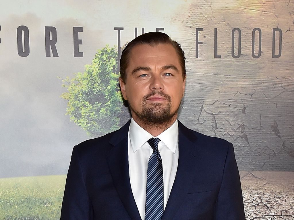 Leonardo DiCaprio, US-Schauspieler