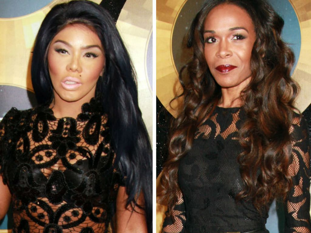 Michelle Williams und Lil Kim