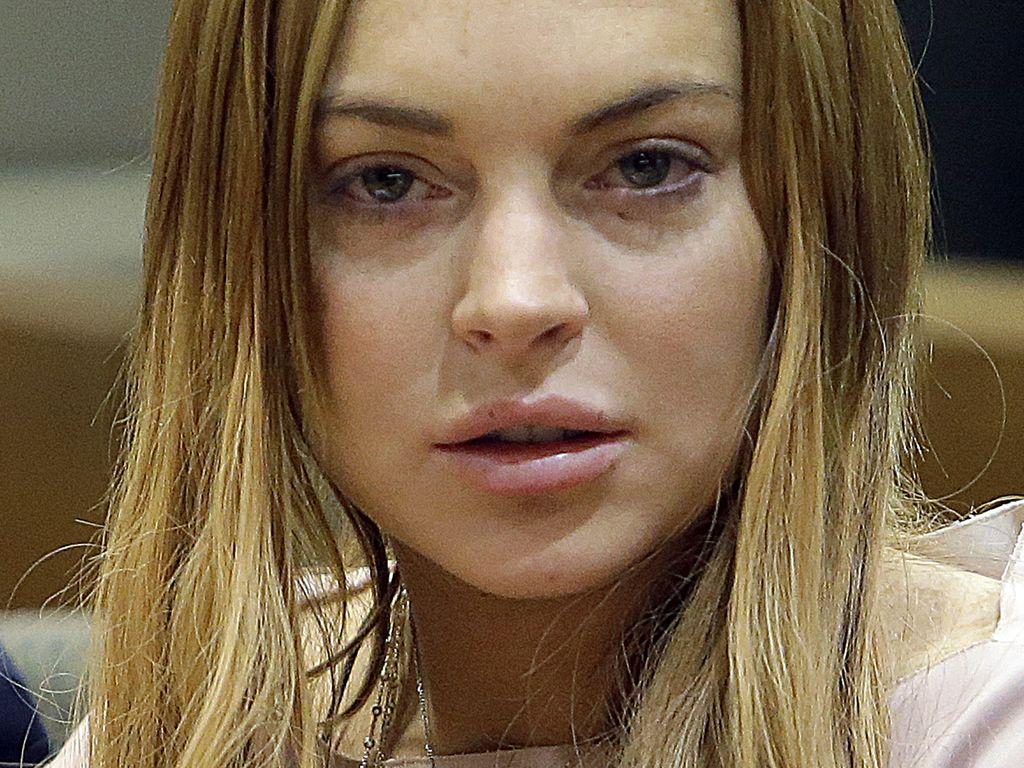 Vom Richter verordnet:... Lindsay Lohan Die