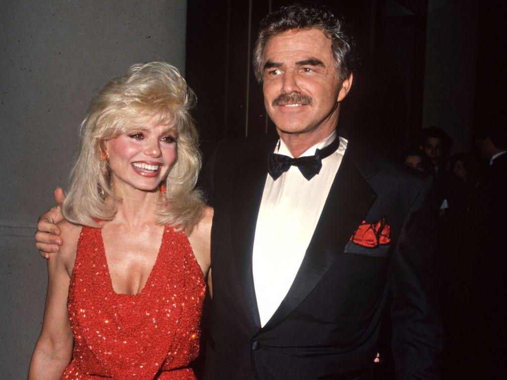 Loni Anderson und Burt Reynolds
