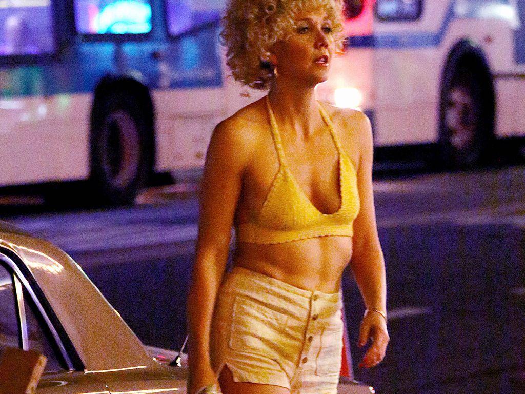 """Maggie Gyllenhaal als Prostituierte """"Candy"""" in der Serie """"The Deuce"""""""
