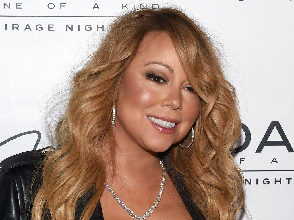 Mariah Carey im Oak Night Club Las Vegas