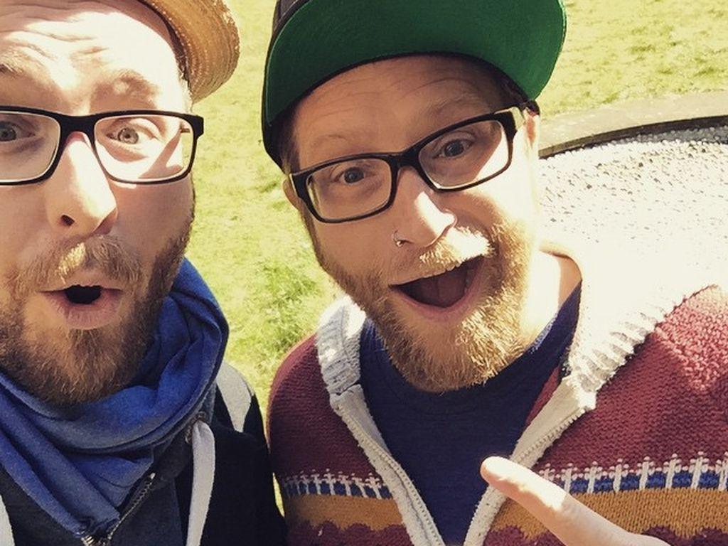 Mark Forster und Gregor Meyle