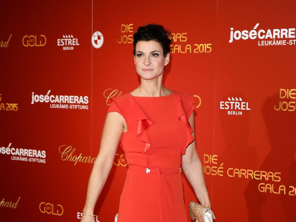 Marlene Lufen bei der Jose Carreras Gala 2015