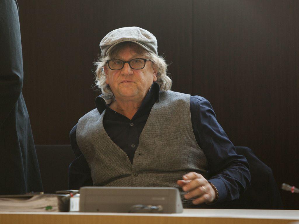 Martin Krug vor Gericht