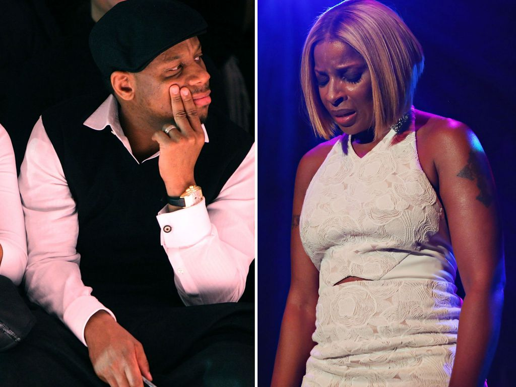 Mary J. Blige und Martin Kendu Isaacs