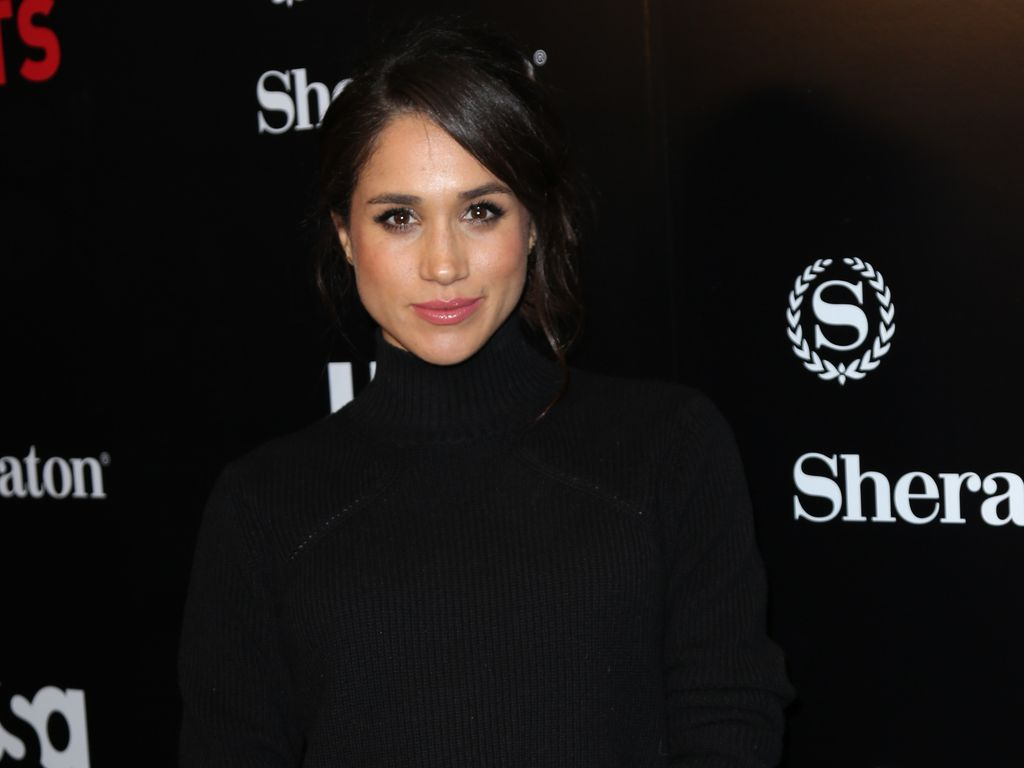 "Meghan Markle im Januar 2016 bei der Staffel-Premiere von ""Suits"" in New York"