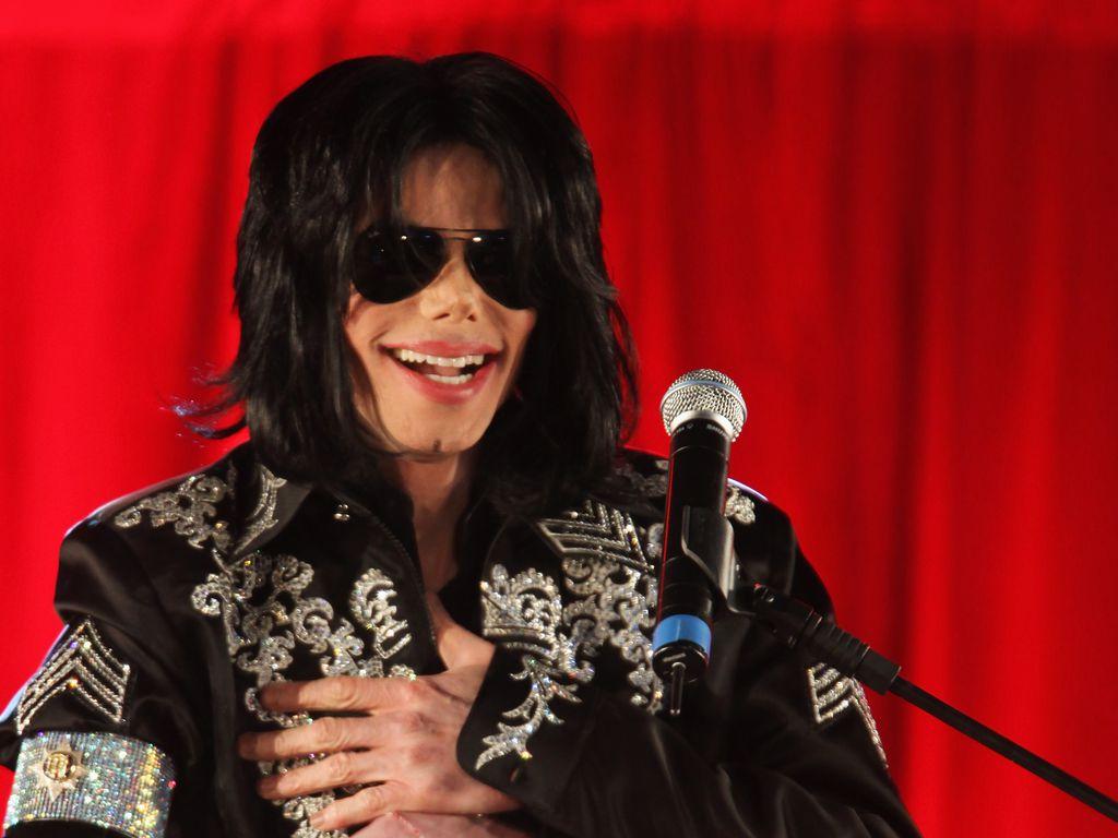 Michael Jackson, Pop-Legende