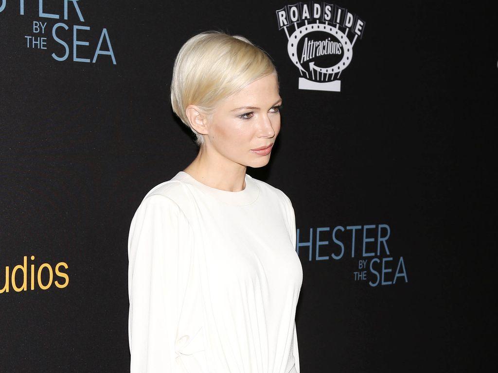 """Michelle Williams während der Premiere von """"Manchester By The Sea"""" in Los Angeles"""