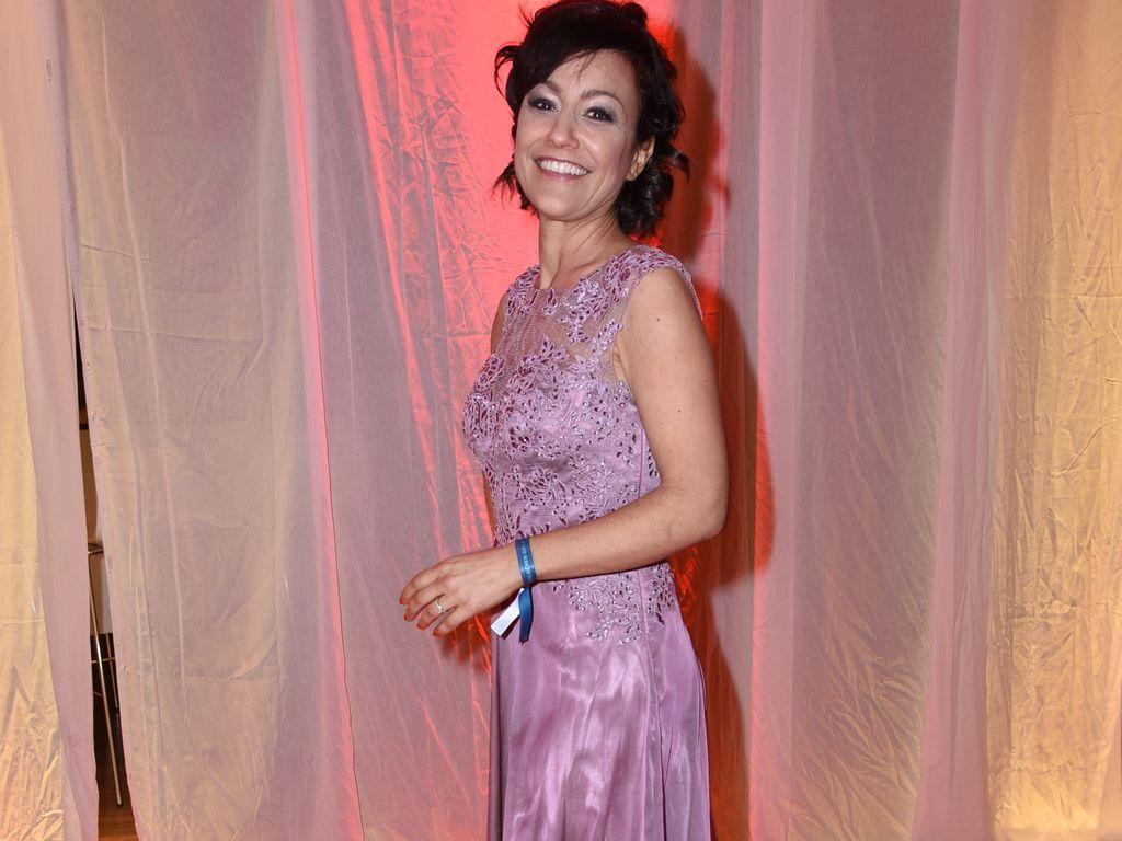 Miriam Pielhau bei der Kinderlachen Gala 2015